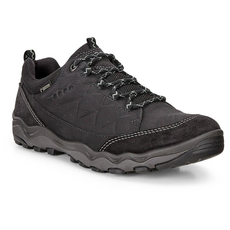 Mens Ulterra Multisport Outdoor Shoes, Black Ecco