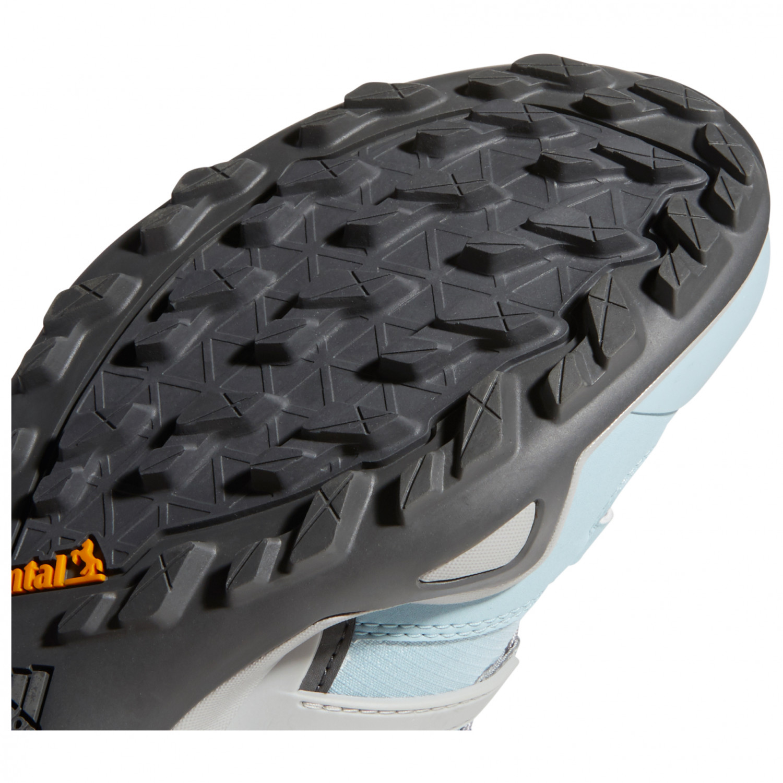 adidas Women's Terrex Swift R2 GTX Chaussures multisports Core Black Dgh Solid Grey Purple Tint | 3,5 (UK)