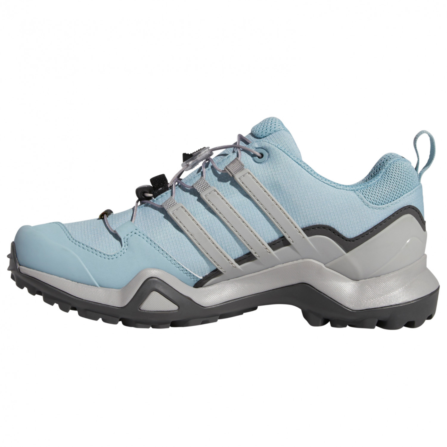 adidas - Women's Terrex Swift R2 GTX - Multisportschuhe - Tech Ink / Carbon  / Glow Blue | 4 (UK)