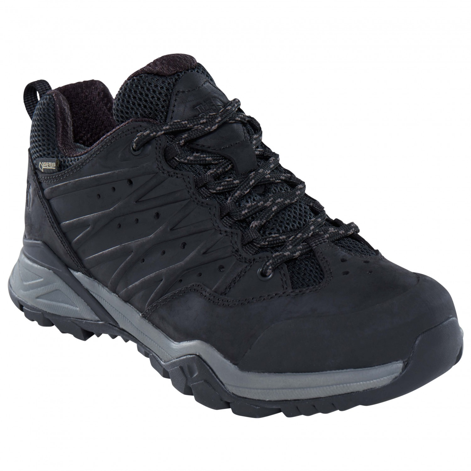 The North Face Hedgehog Hike II GTX Shoes Women TNF Black/TNF Black US 6
