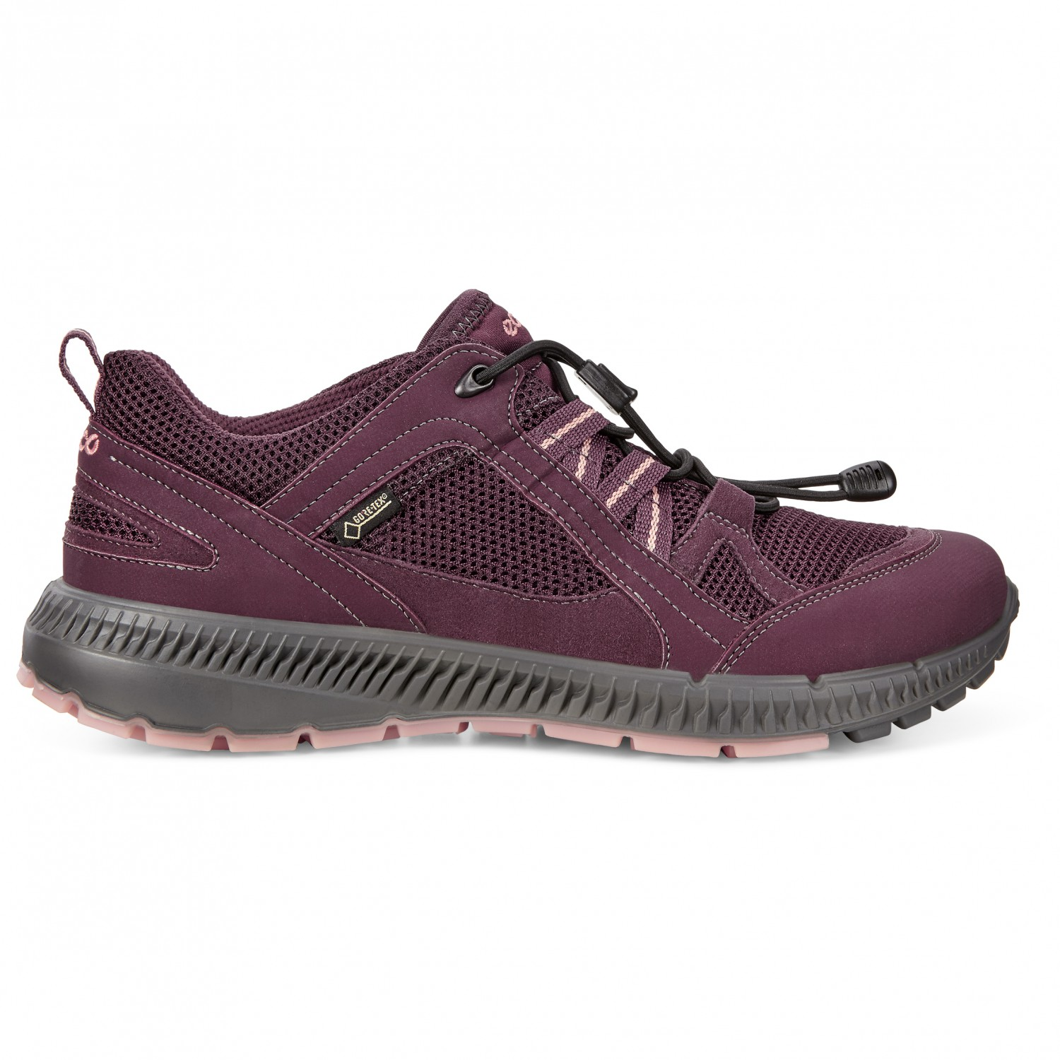 Ecco Womens Terracruise II Synthetic Textile (Dames |purper