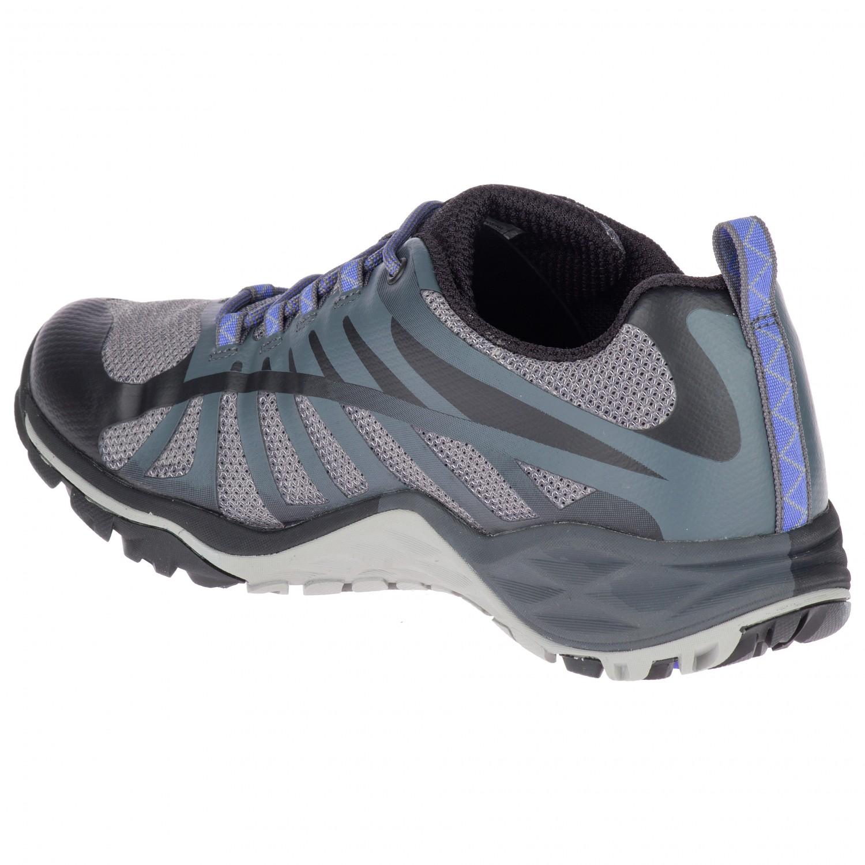 9f5c70f9 Merrell - Women's Siren Edge Q2 Waterproof - Multisport shoes - Black |  40,5 (EU)