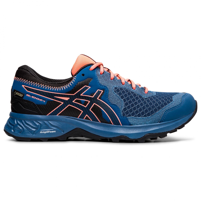 100% Zufriedenheit Großhandelsverkauf neue hohe Qualität Asics - Women's Gel-Sonoma 4 GTX - Multisport shoes - Black / Stone Grey |  36 (EU)