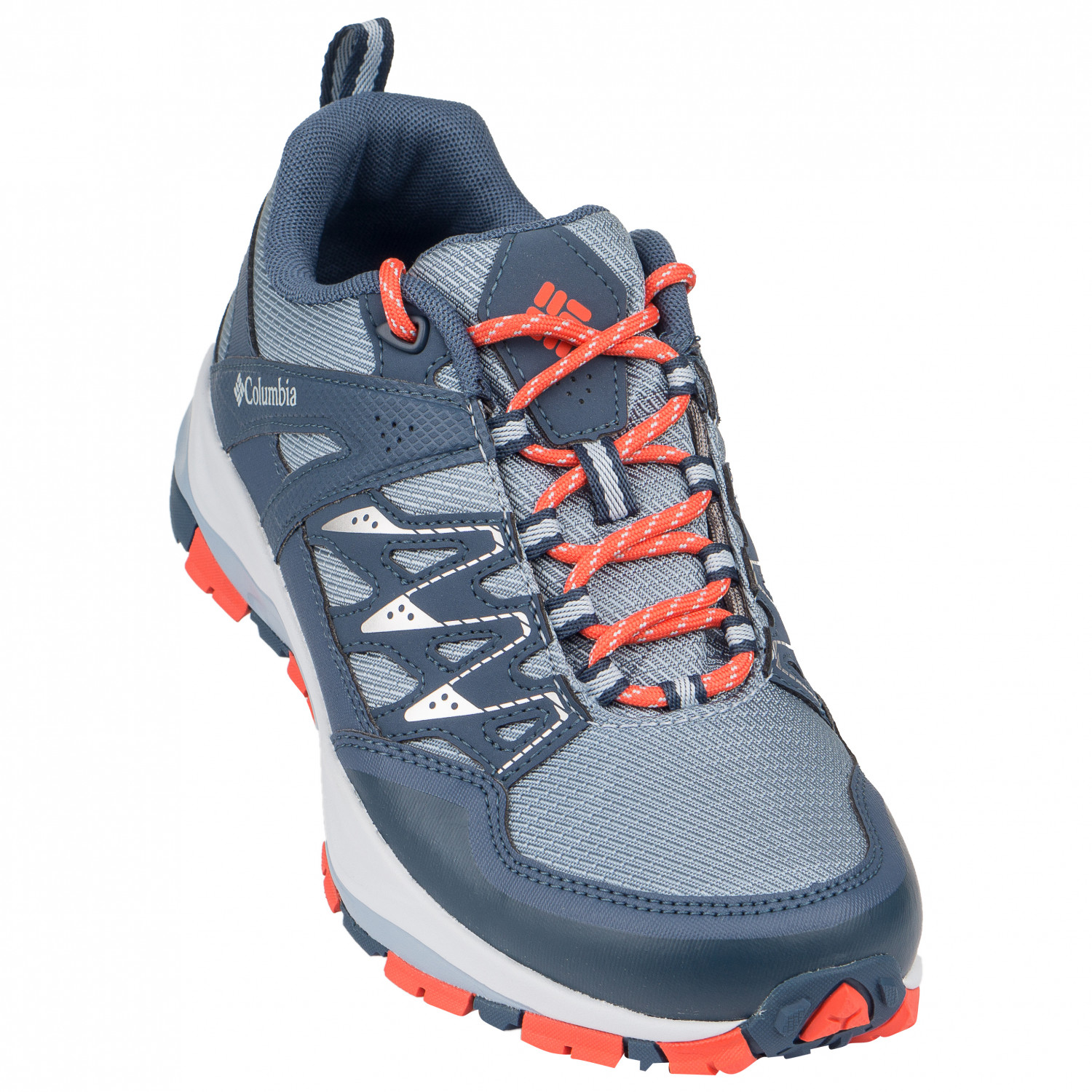 76536dd6de5c8 Columbia - Women's Wayfinder Outdry - Multisport shoes - Dark Mirage / Red  Quartz | 7,5 (US)