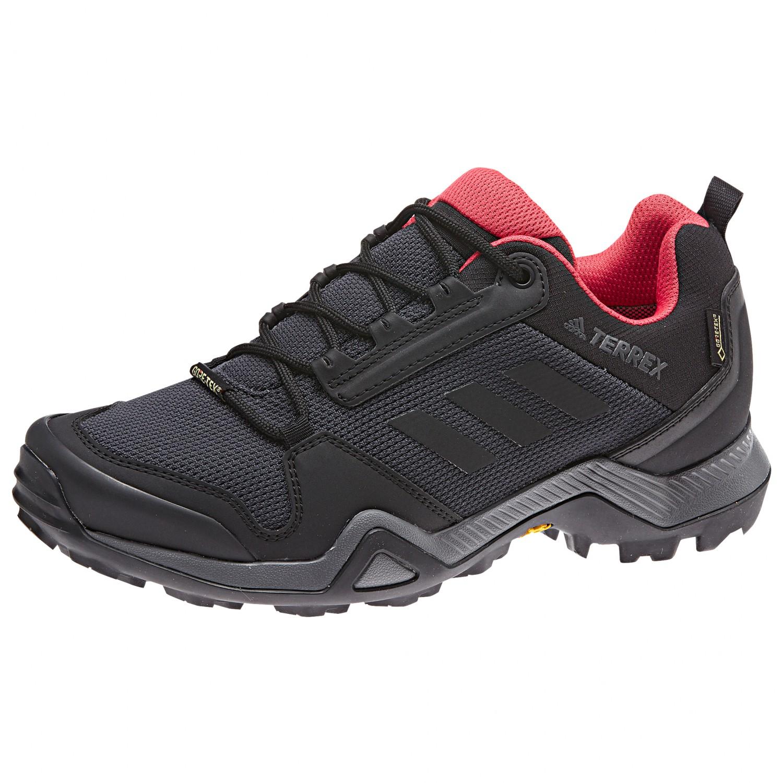 adidas - Women's Terrex AX3 GTX - Multisportschoenen - Grey Five / Core  Black / Clemin | 3,5 (UK)