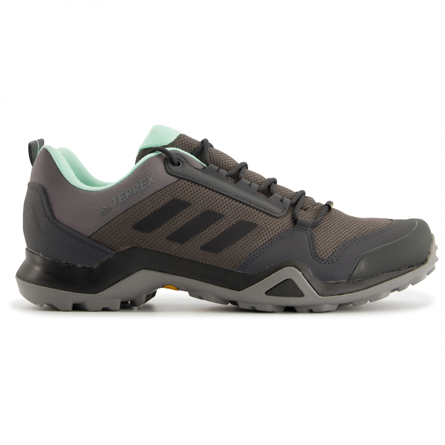 adidas - Women's Terrex AX3 GTX - Multisport shoes - Grey Five / Core Black  / Clemin | 3,5 (UK)