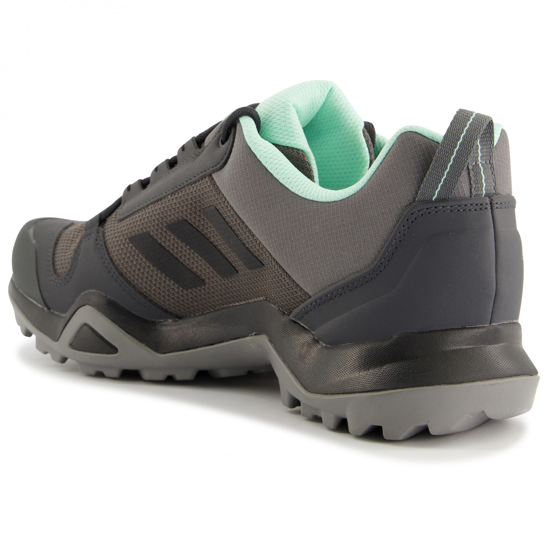 adidas - Women's Terrex AX3 GTX - Multisport shoes - Grey Five / Core Black  / Clemin | 3,5 (UK)