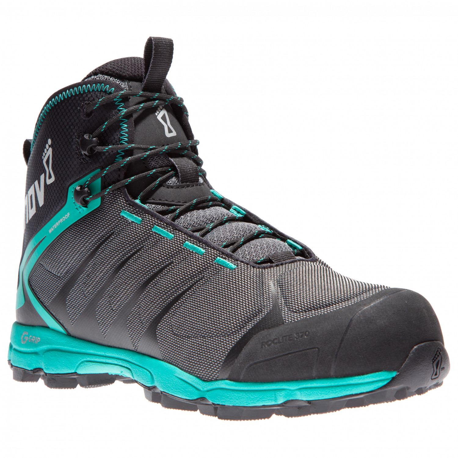 cheap for discount d9caa 93f6c Inov-8 - Women's Roclite 370 - Multisport shoes - Black / Teal | 4 (UK)