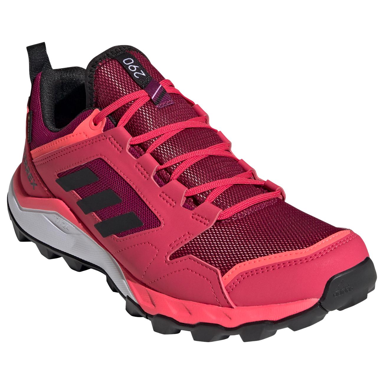 adidas - Women's Terrex Agravic TR GTX - Multisportschoenen - Core Black /  Core Black / Ash Grey S18 | 3,5 (UK)