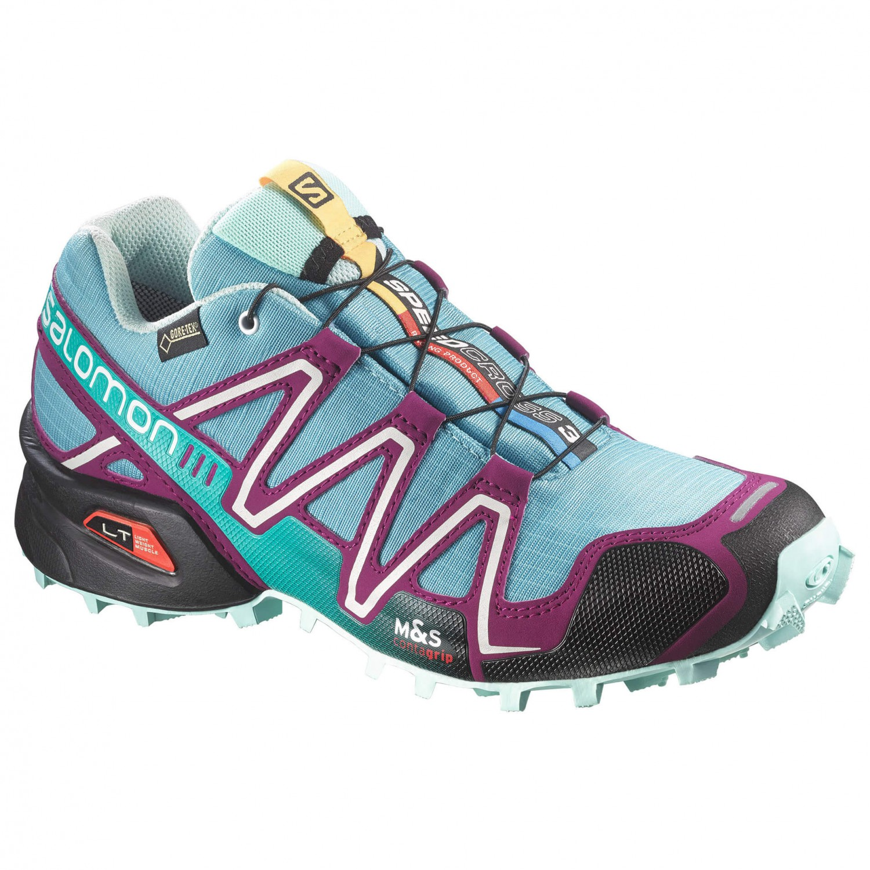 salomon women 39 s speedcross 3 gtx trail running shoes buy online. Black Bedroom Furniture Sets. Home Design Ideas