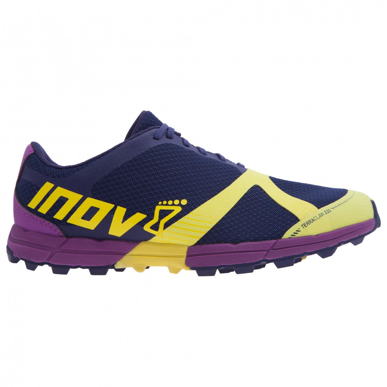 Inov-8 - Women's Terraclaw 220 - Trailrunningschuhe Navy / Lime / Purple