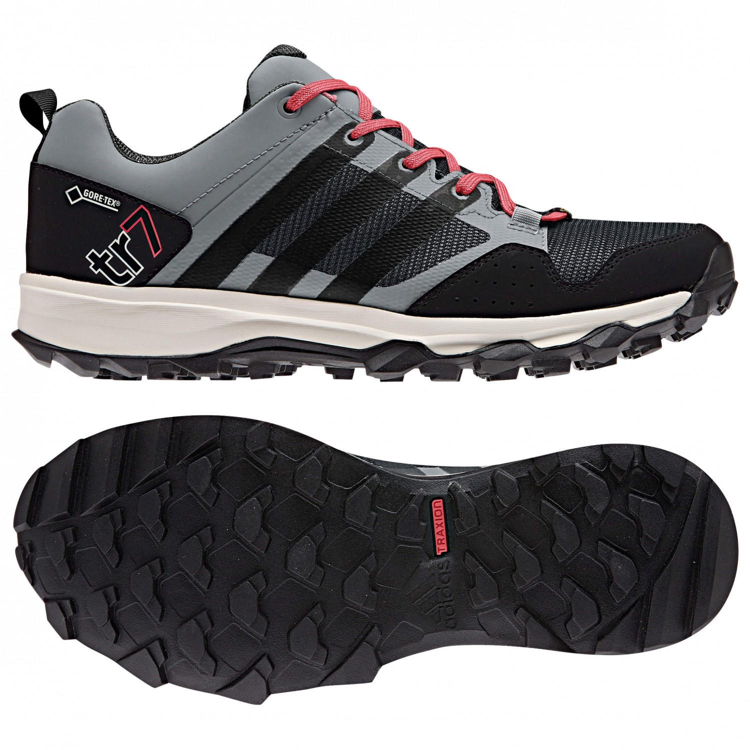 adidas outdoor womens kanadia 7 tr gore-tex trail running shoe