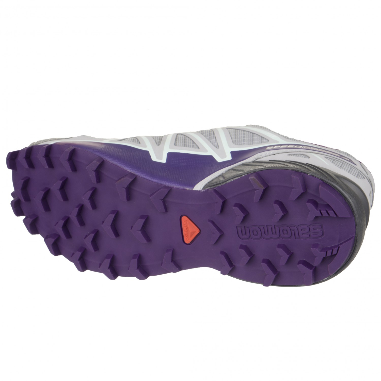 design intemporel 0435f 5c668 Salomon - Women's Speedcross 4 - Trail running shoes - Bluestone / Mallard  Blue / Dark Purple | 7,5 (UK)