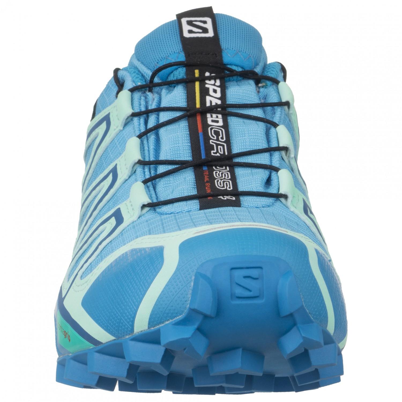 4 Black Trailrunningschuhe Metallic Blue3 5uk Bubble Speedcross Gtx Salomon Women's 0PkwOn