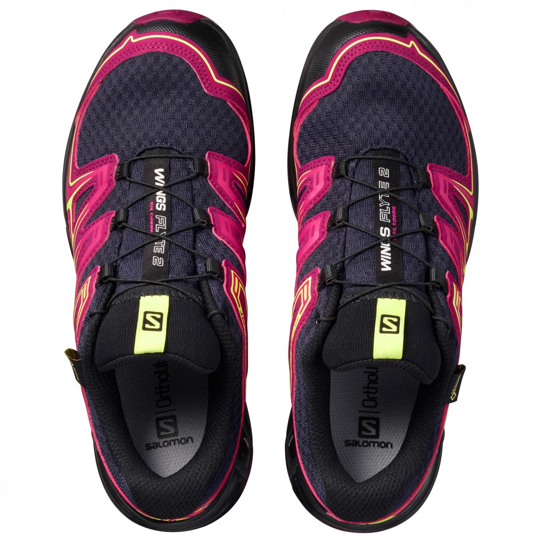 86157f1f2a14 ... Salomon - Women s Wings Flyte 2 GTX - Trail running shoes ...