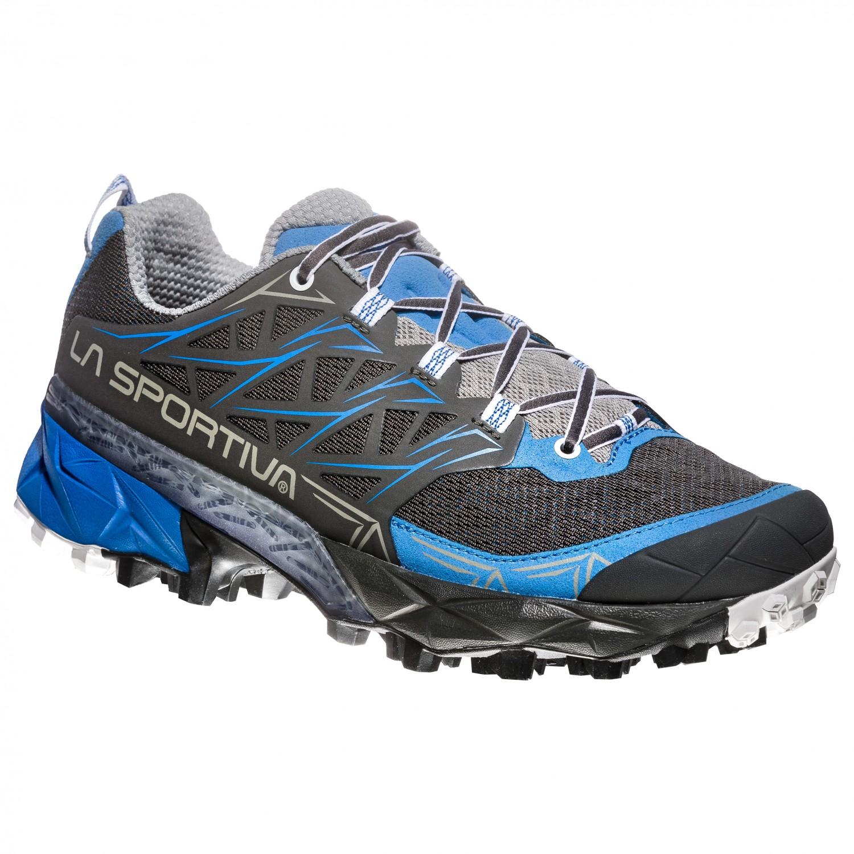 La Sportiva Akyra - Trailrunningschuh - Damen Grey/Blue XbAieFkx