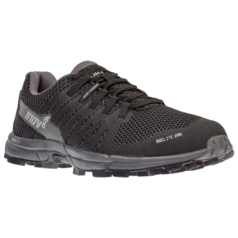 timeless design c79f8 80298 Inov-8 - Women's Roclite 290 - Trail running shoes - Black / Grey | 4 (UK)