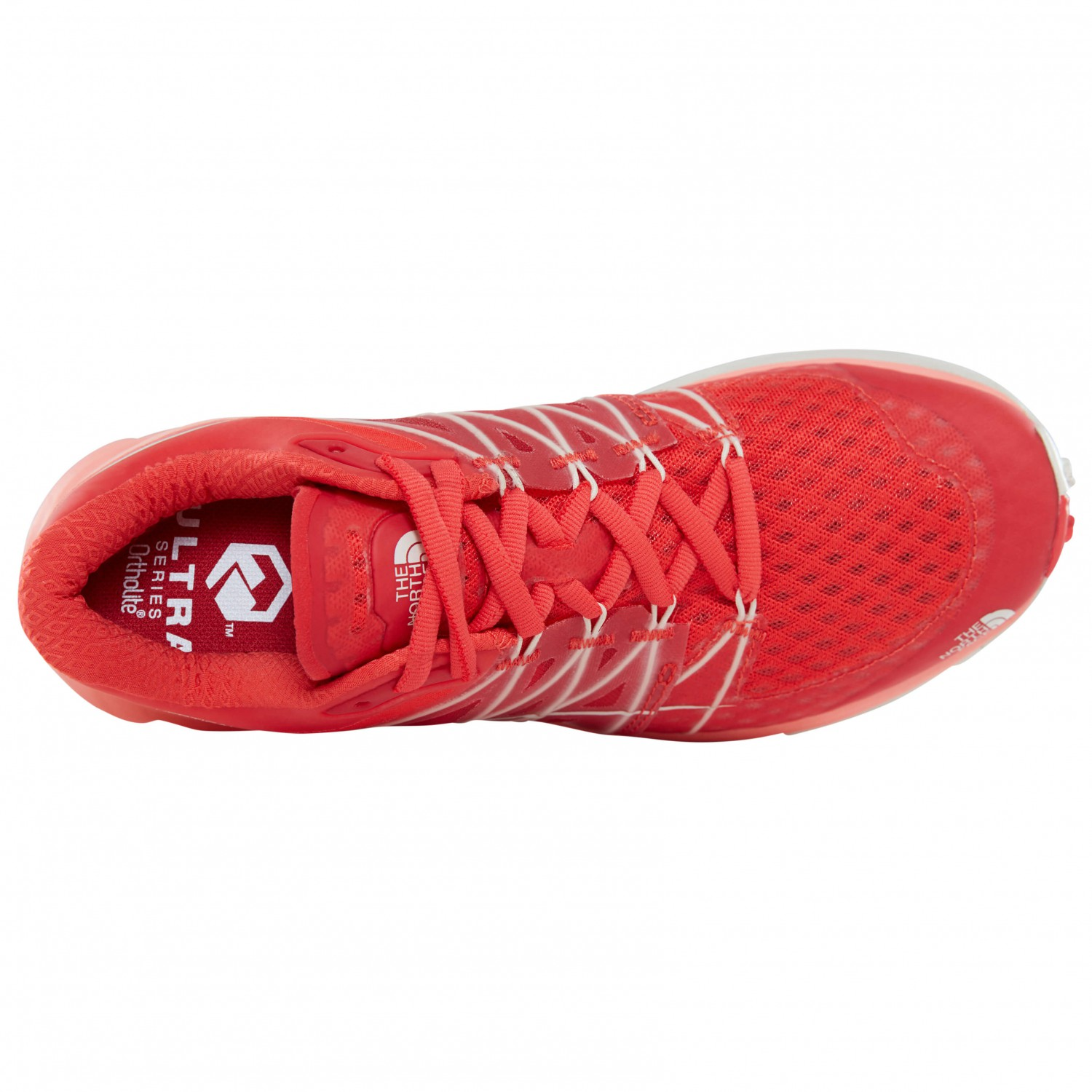 03a99dc8f The North Face - Women's Ultra Vertical - Juicy Red / Desert Flower Orange  | 6,5 (US)