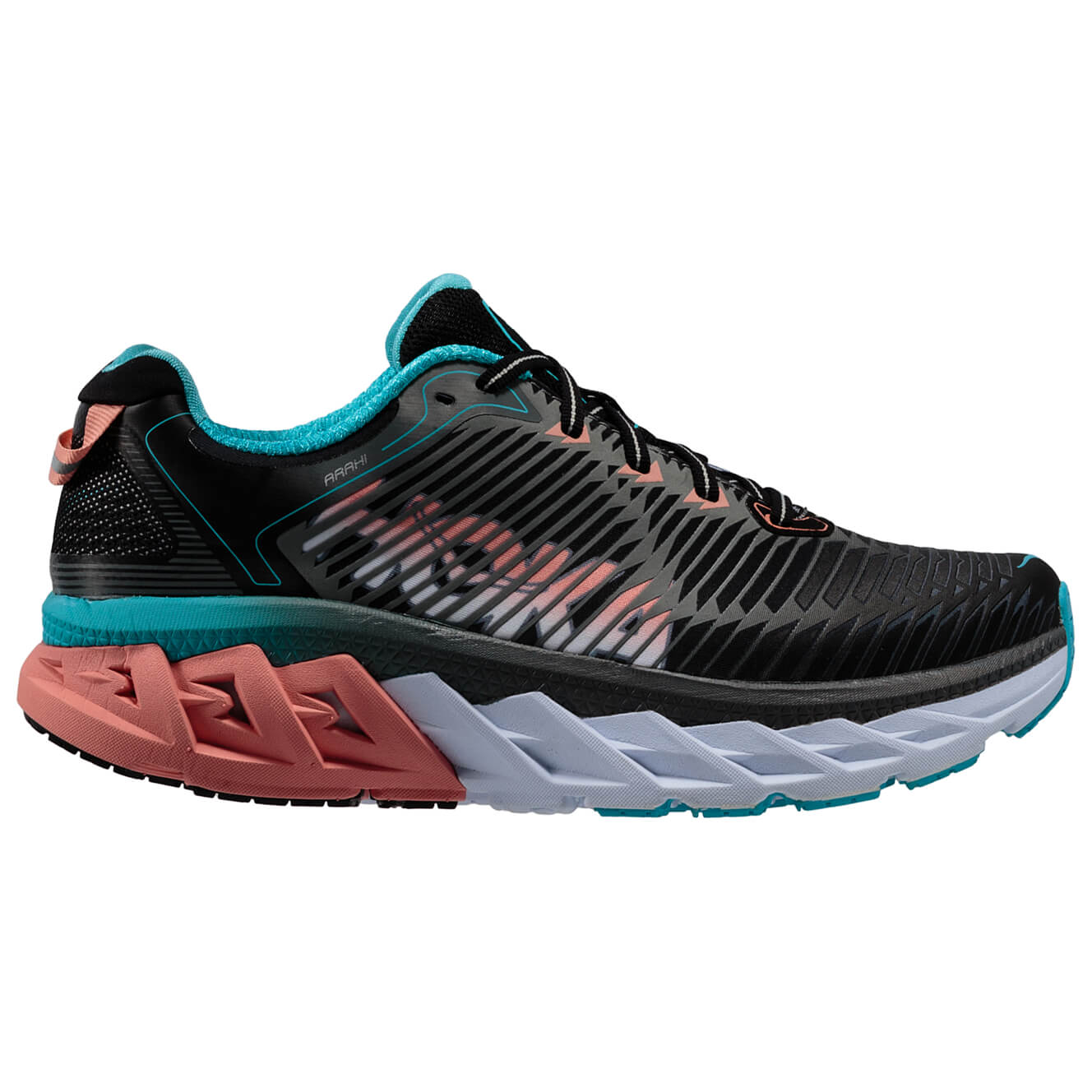 hoka one one arahi running shoes womens buy online