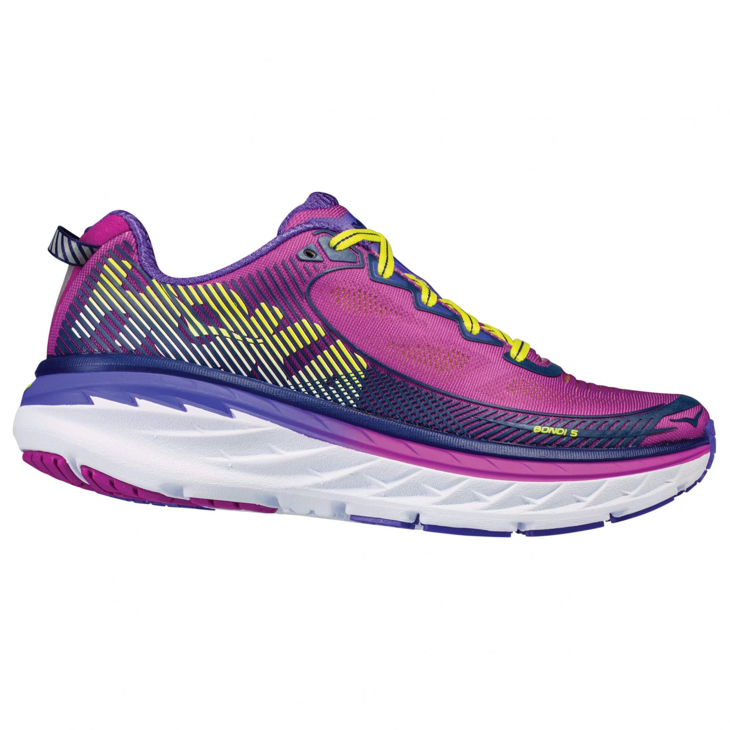 Hoka Shoes Bondi  Womens Green