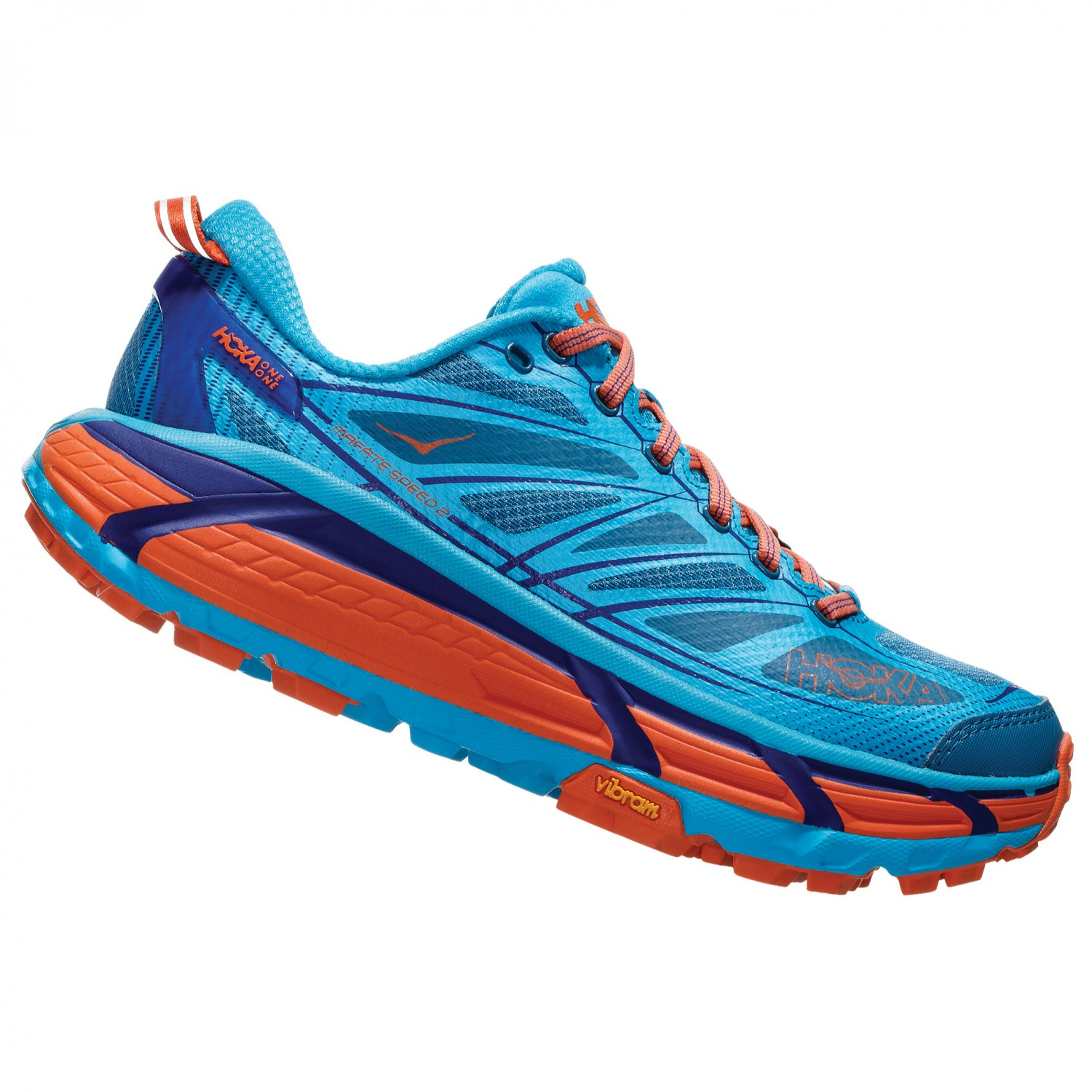 Hoka One One Mafate Speed 2 - Trail Running Shoes Women's ...