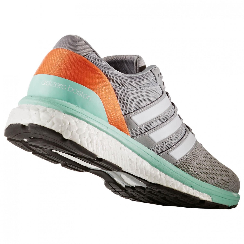 timeless design cc4fd ee285 ... adidas - Womens Adizero Boston 6 - Chaussures de running ...