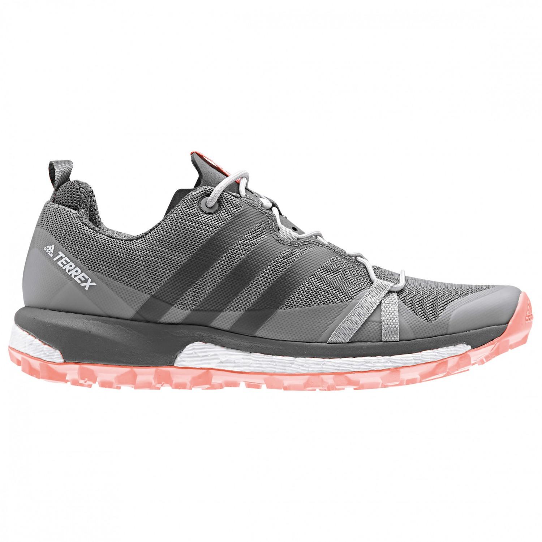 huge discount 69d01 77ef8 Adidas Del Scarpa Terrex Running Agravic Donna Descuento Éxito Trail  rzrxqfwv