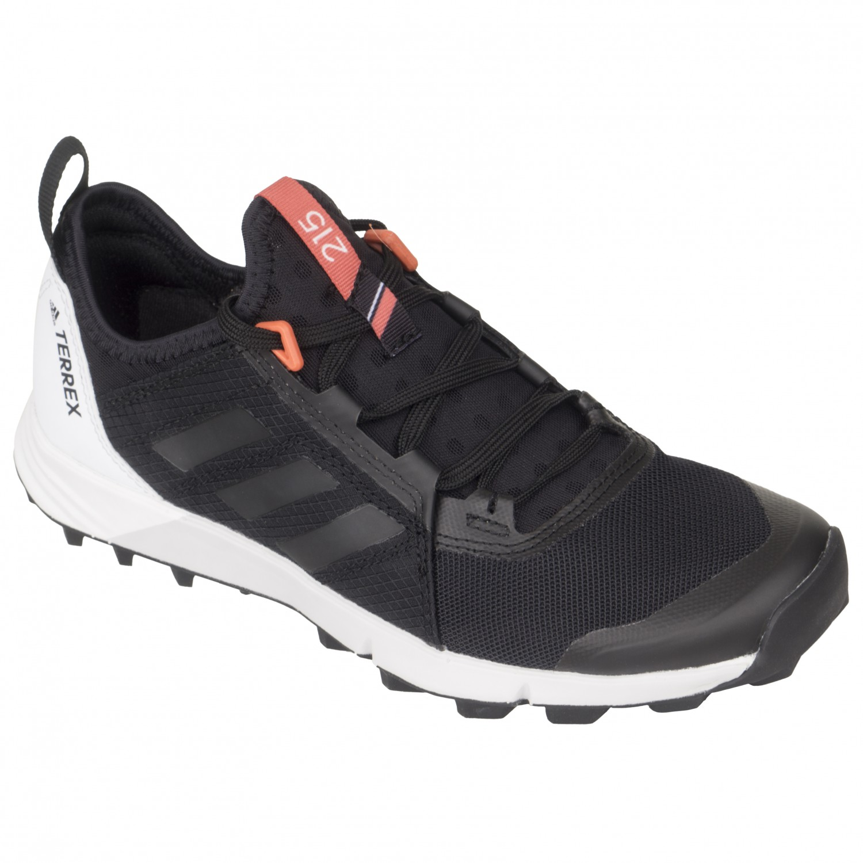 33a471322c3 adidas - Women's Terrex Agravic Speed - Trail running shoes - Core Black /  Core Black / Ash Grey   6 (UK)