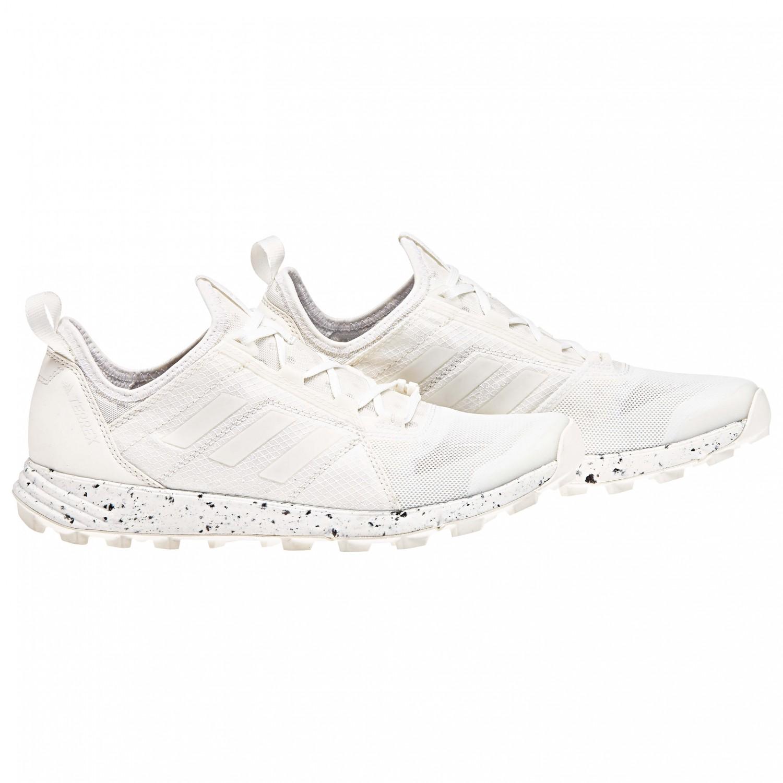 adidas - Women's Terrex Agravic Speed - Trailrunningschuhe Non / Dyed / FTWR White / Chalk White
