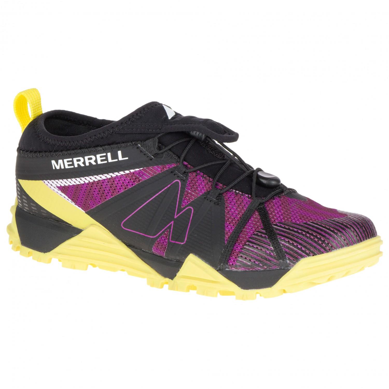 Merrell - Women's Avalaunch - Trailrunningschuhe Hollyhock