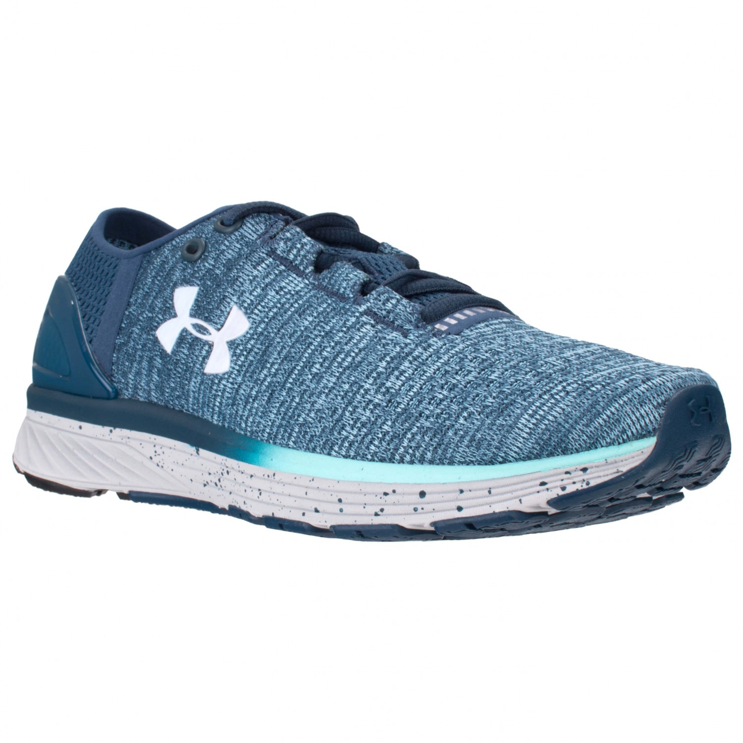 Under Armour - Women's Charged Bandit 3 - Runningschuhe True Ink / Blue Infinity / White