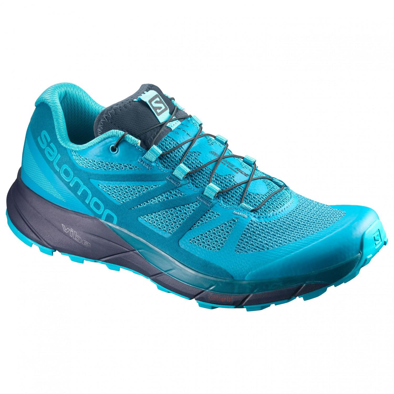 6960afcdce4a Salomon Sense Ride - Trail running shoes Women s