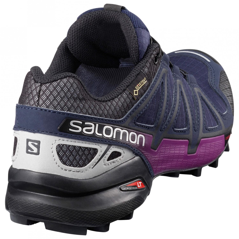 Salomon Speedcross 4 Nocturne GTX Skor trailrunning Dam