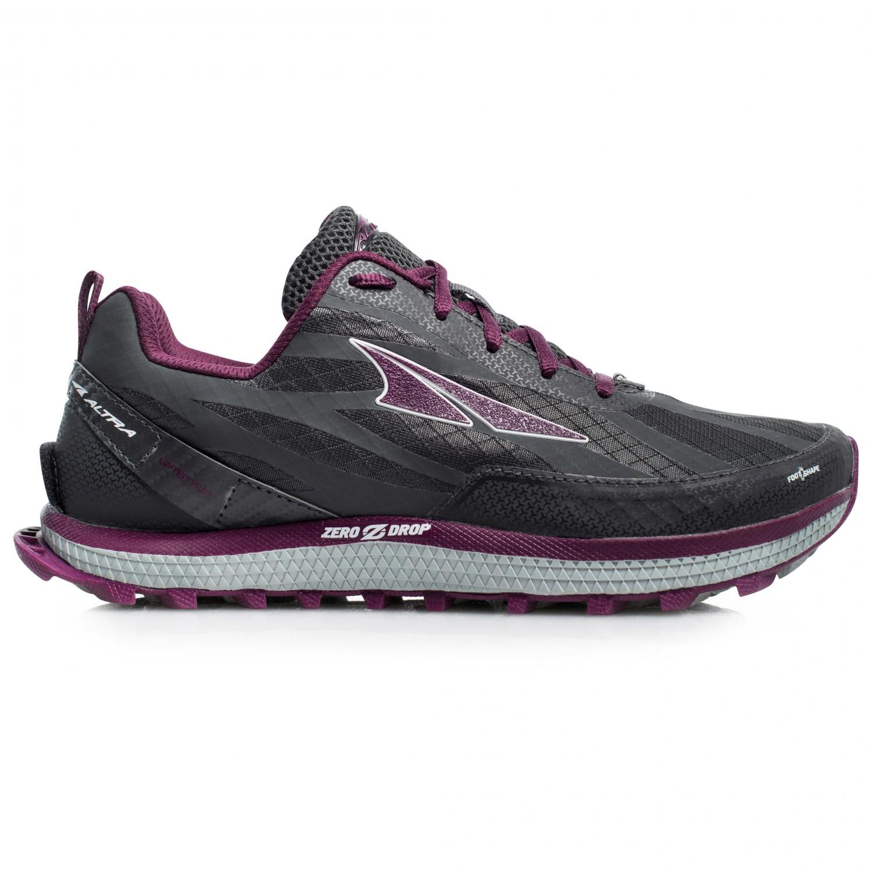 Altra - Women's Superior 35 - Trailrunningschuhe Gray / Purple