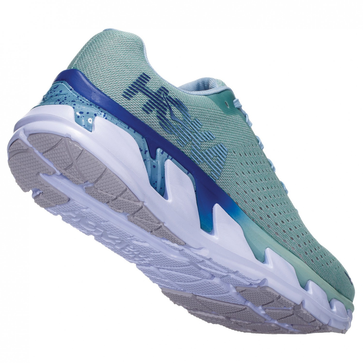 hoka one one elevon running shoes womens free uk