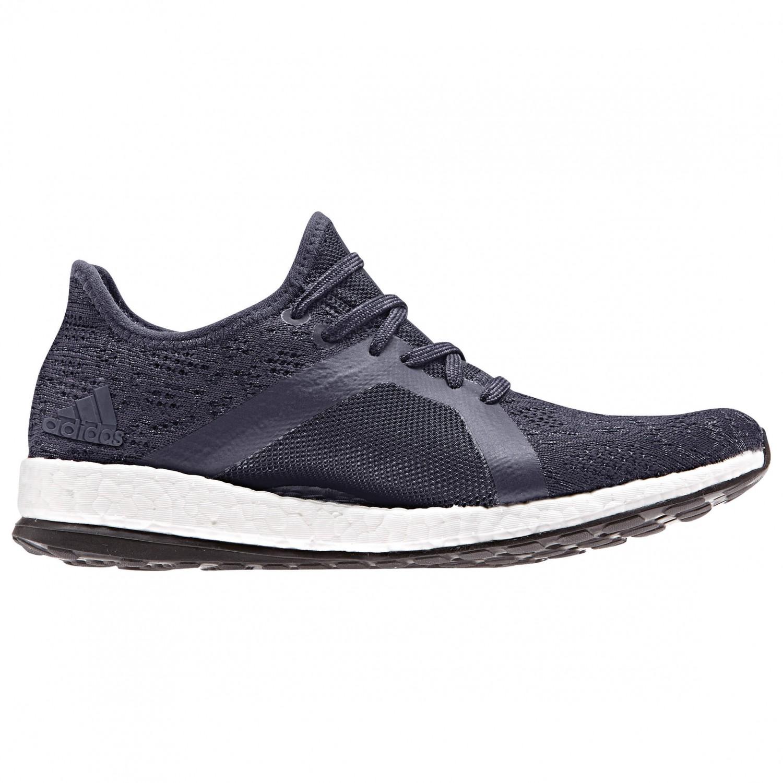 adidas - Women's PureBoost X Element - Runningschuhe Trace Blue F17 / Trace Blue F17 / Ash Green S18