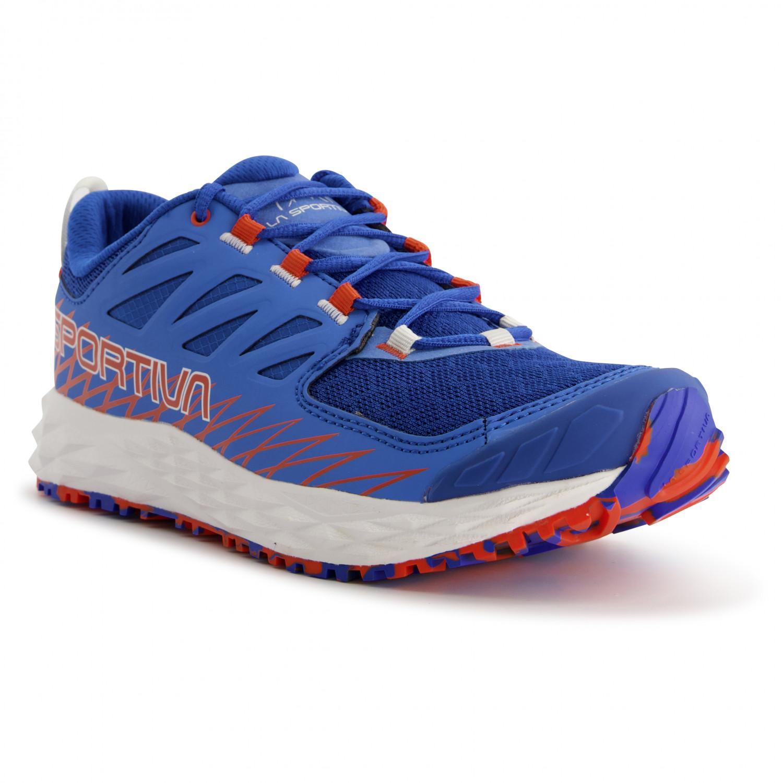 La Sportiva - Women s Lycan - Trail running shoes - Black   Aqua  242d1f56c3b