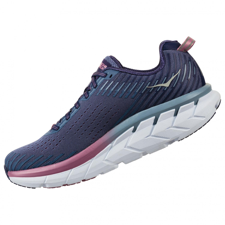 Hoka One One Women's Clifton 5 Running sko Lichen Storm Blue | 6 Regular (US)