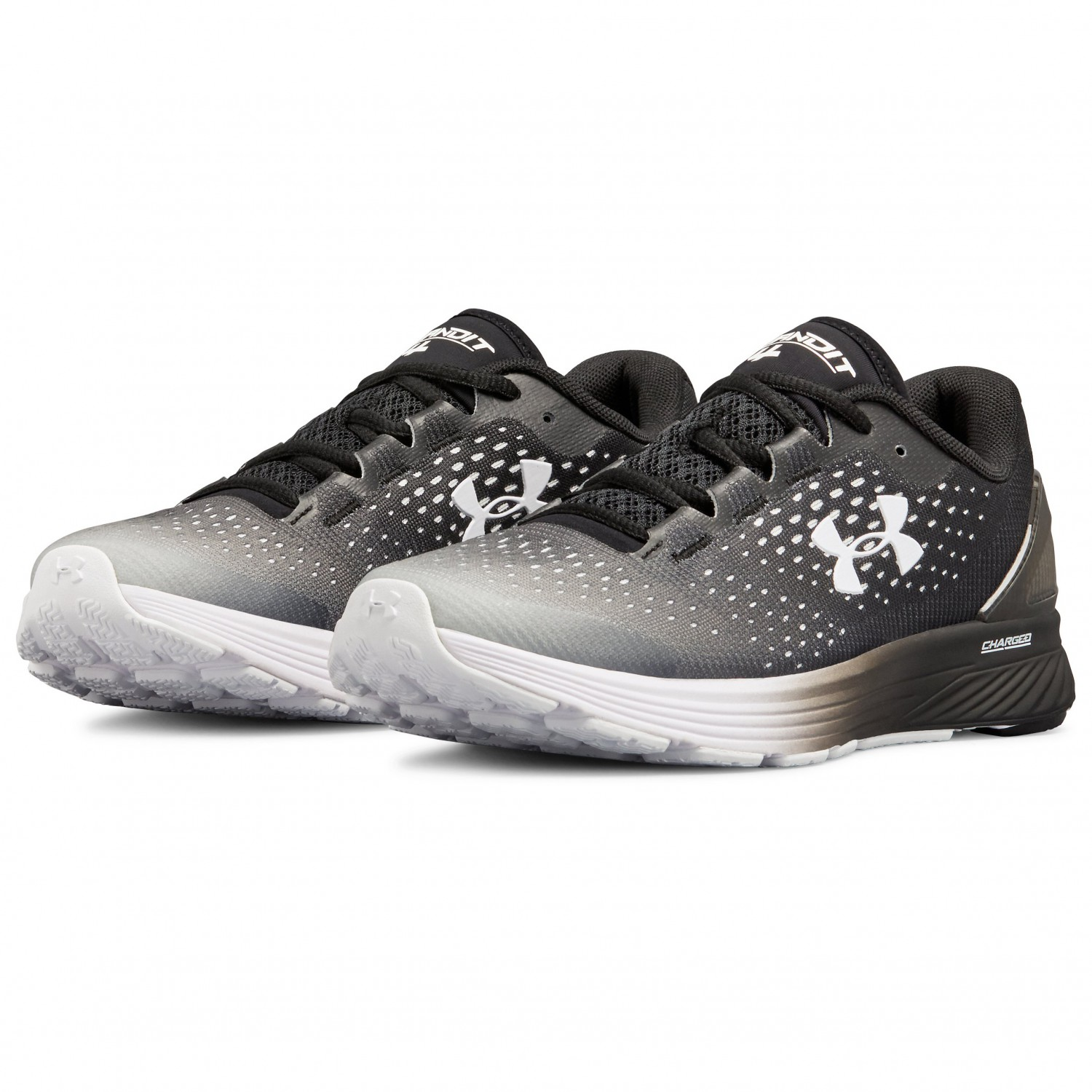 Under Armour - Women s UA Charged Bandit 4 - Running shoes ba9670e9b