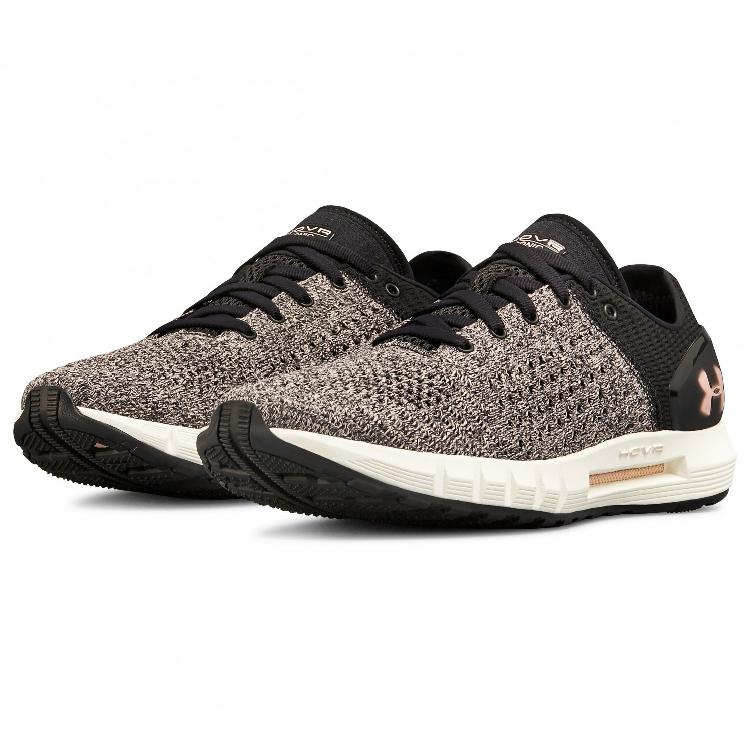 online store a017a c253f Under Armour - Women's UA HOVR Sonic NC - Running shoes - Black / Ivory /  Black   6 (US)