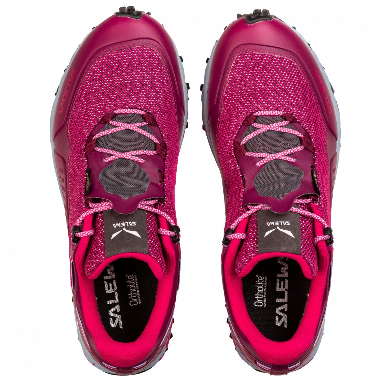 Chaussures de Trail Running Femme Salewa WS Speed Beat Gore-tex