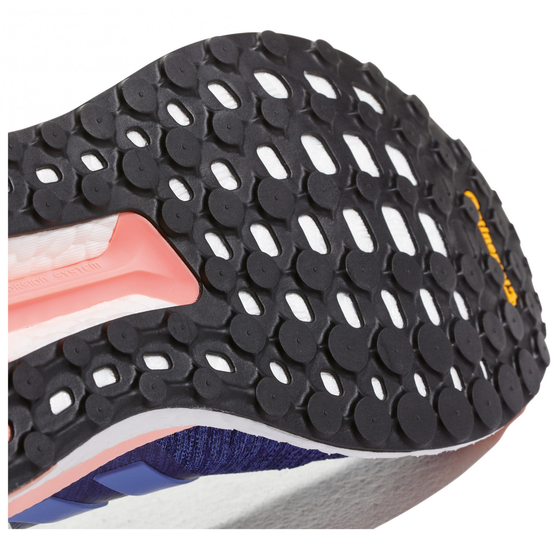 adidas Women's Solar Glide Runningschoenen Ash Grey FTW White Hi Res Yellow   6,5 (UK)
