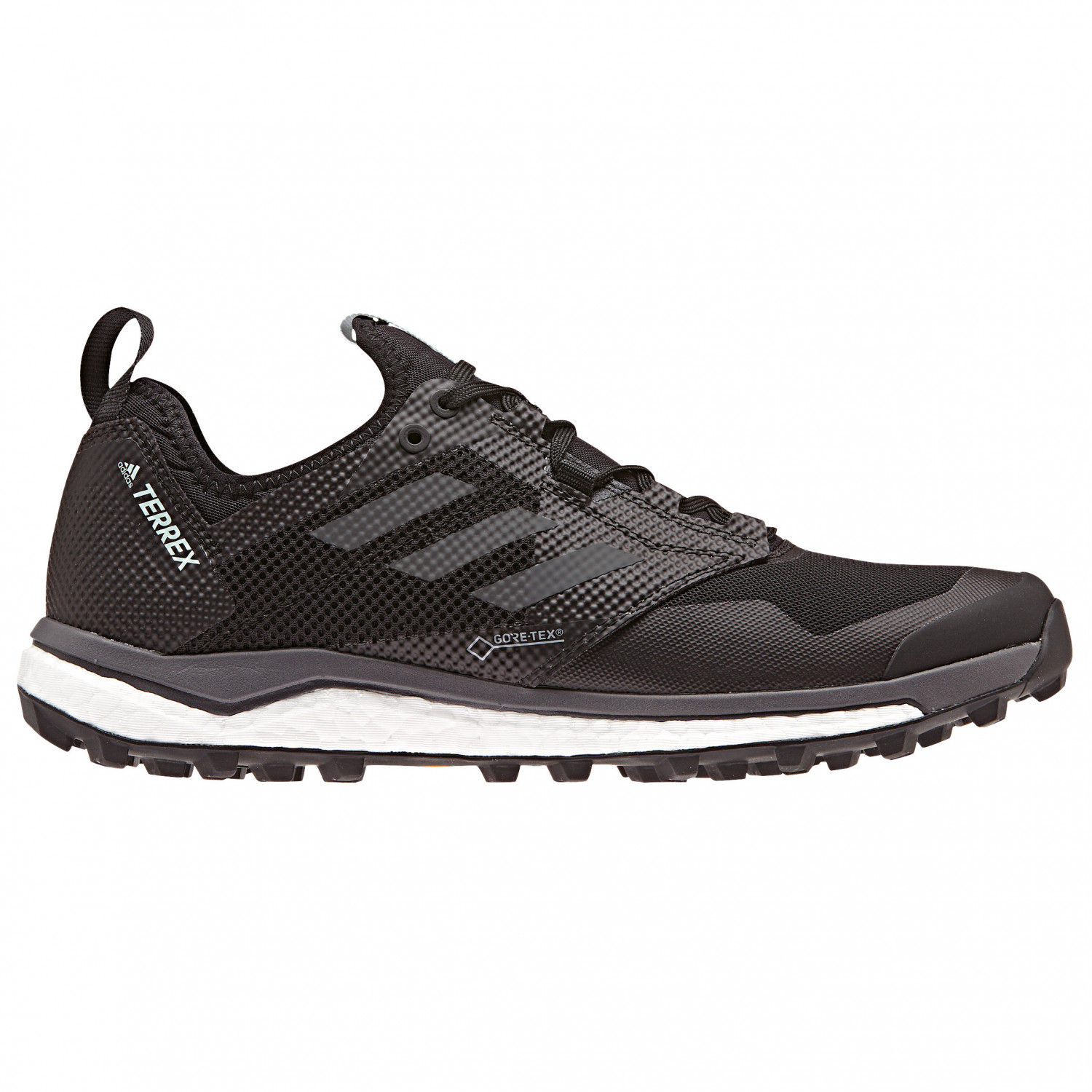 adidas - Women's Terrex Agravic XT GTX - Zapatillas de trail running - Core  Black / Grey Five / Ash Green | 4 (UK)
