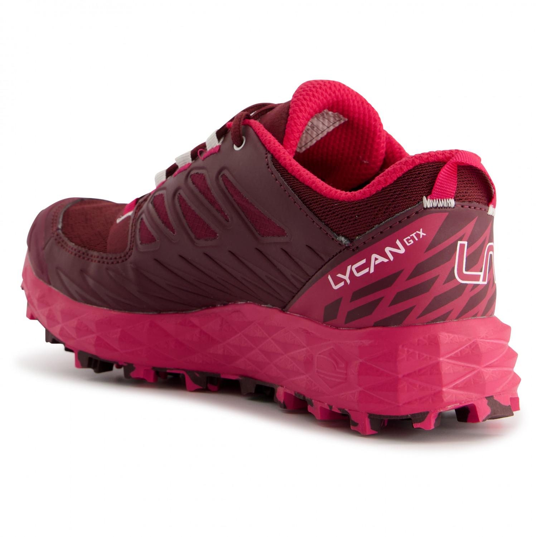 La Sportiva - Women s Lycan GTX - Trail running shoes - Black   Slate  0073830ebd5