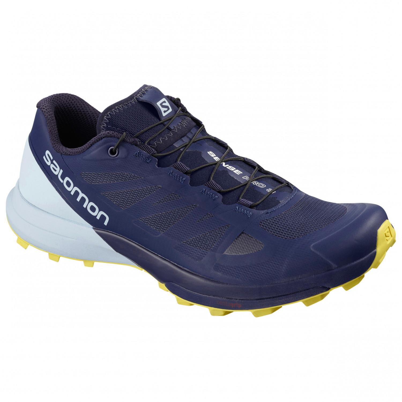Pro Sense Chaussures Aurora4uk Trail Blue Patriot Cashmere 3 Women's De Salomon rCQtdsh