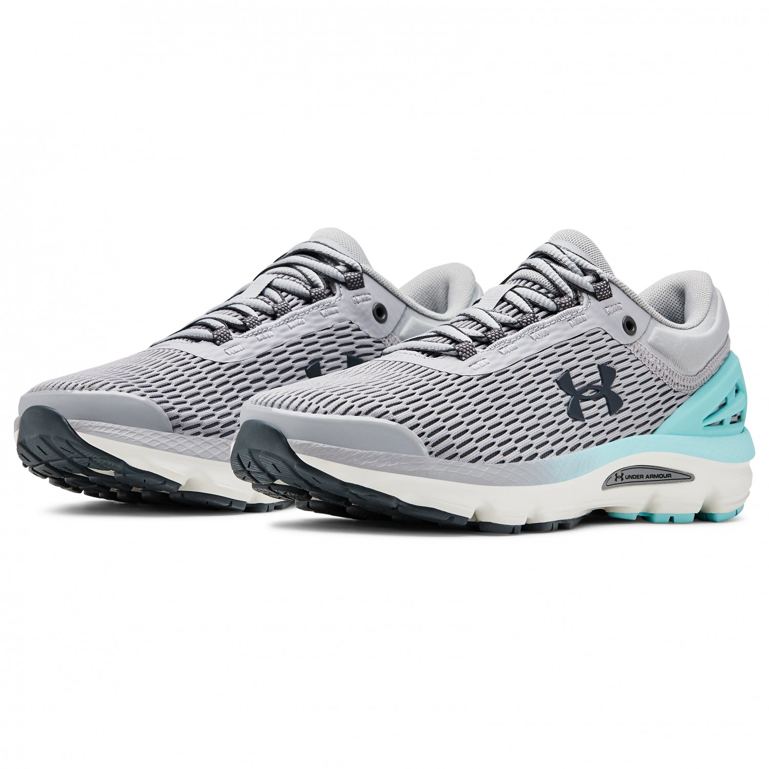 Under Armour Women's Charged Intake 3 Chaussures de running Mod Gray | 6,5 (US)