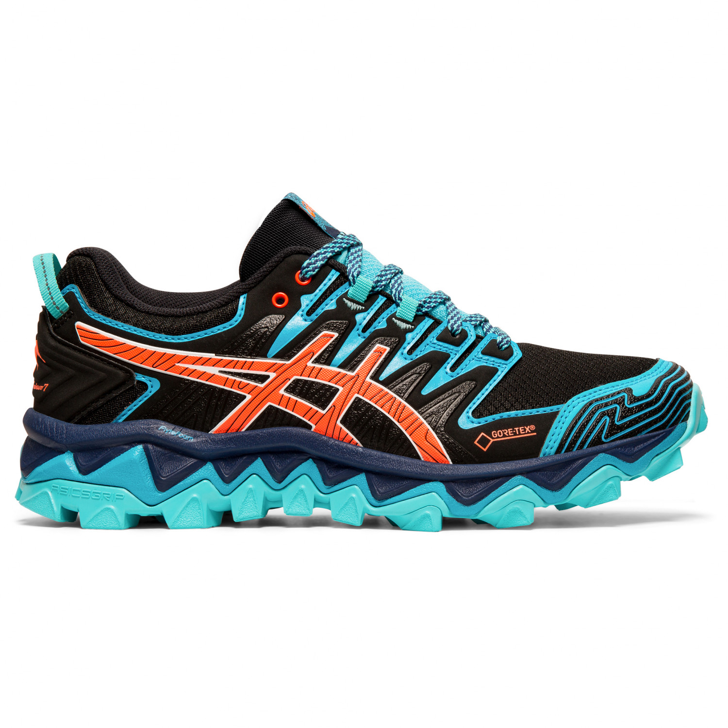 Details about Asics Womens Gel Fujitrabuco 7 Gtx Running Shoes Trail Waterproof Outdoor