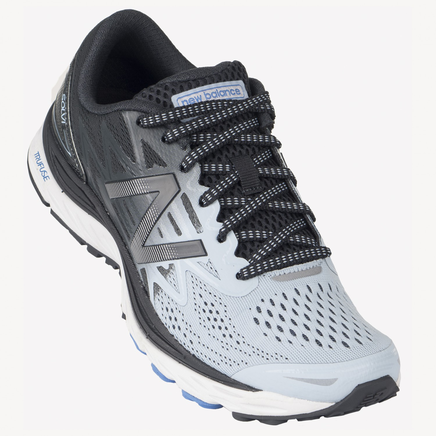 New Balance - Women's Solvi - Runningschuhe - Blue / Black | 6,5 (US)