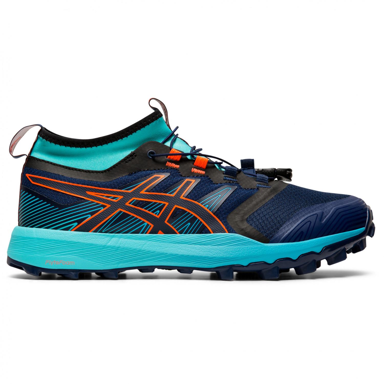 hot sale online 2089f f8513 Asics - Women's Fujitrabuco Pro - Trail running shoes - Blue Expanse / Blue  Expanse | 6 (US)