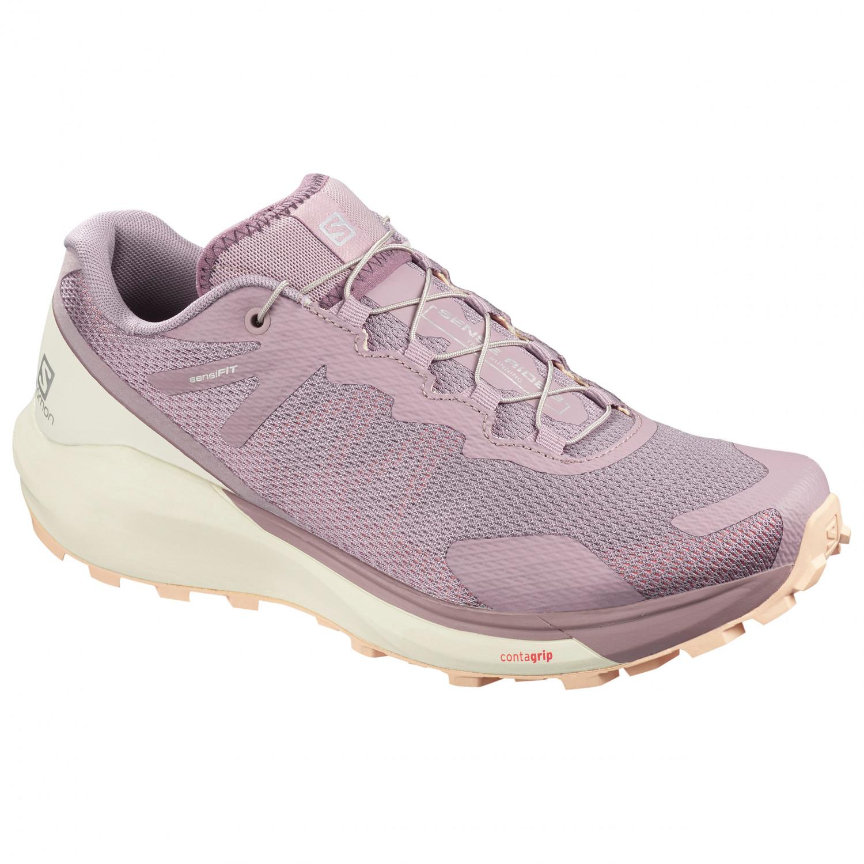 salomon sense ride trail-running shoes - women's ladies